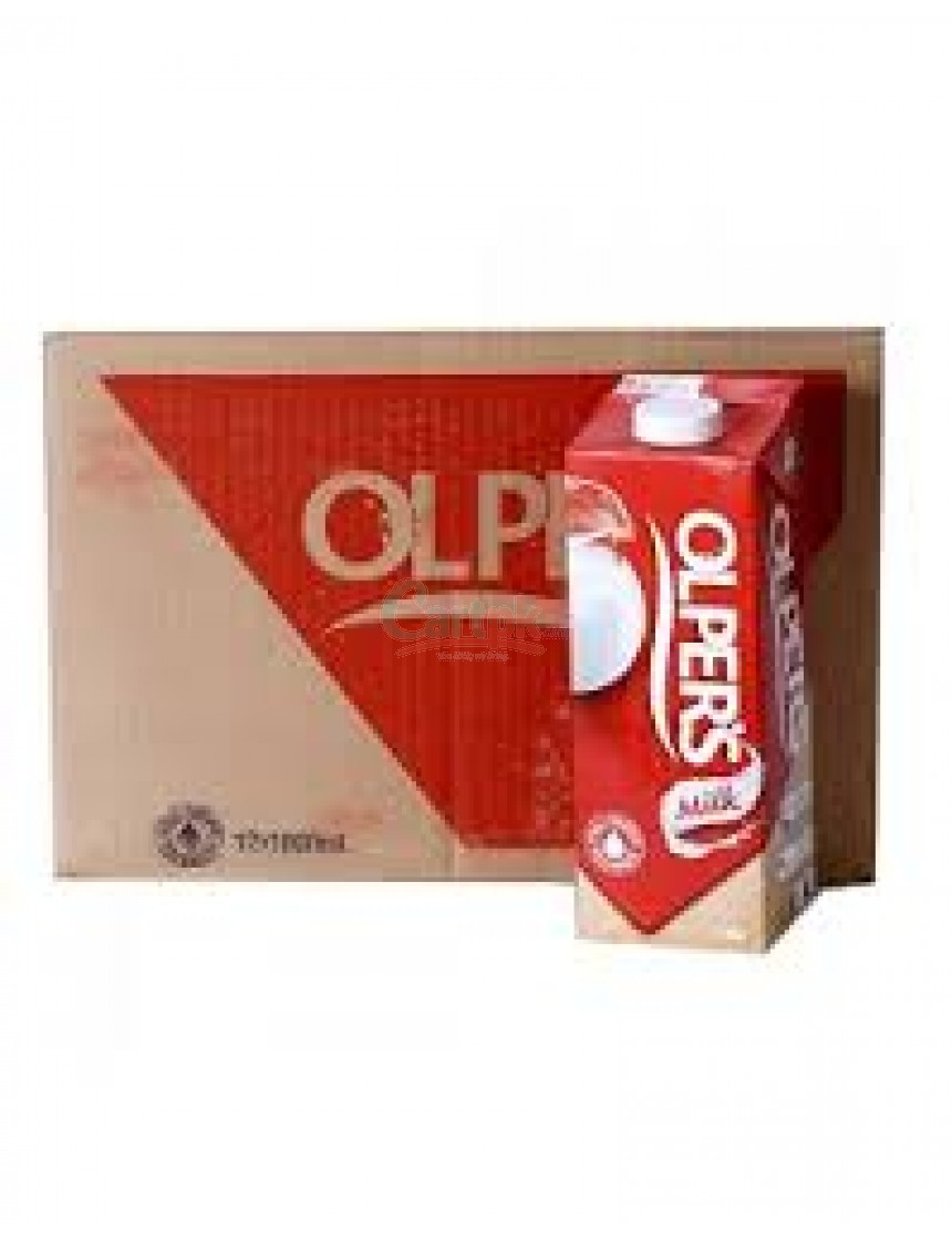 Olpers 1 carton  250ml milk