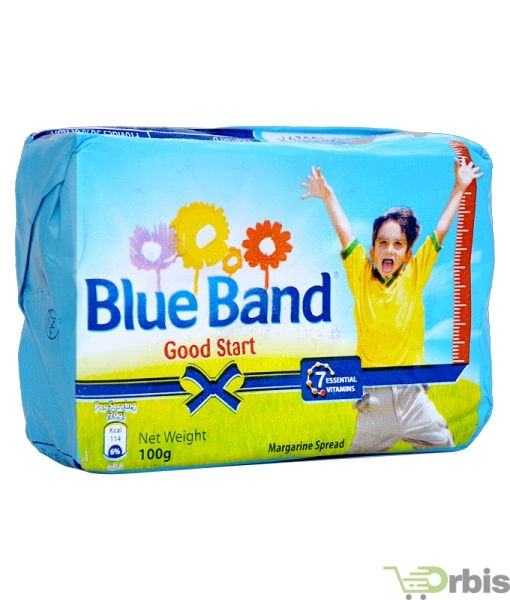 Blue Band  butterr100gm